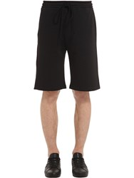 Raf Simons Cotton Sweat Shorts