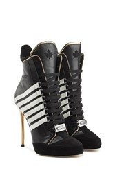 Dsquared2 Stiletto Ankle Boots