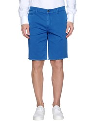 Fred Perry Trousers Bermuda Shorts Men Azure