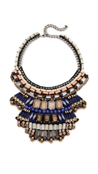 Nocturne Espen Necklace Blue Multi