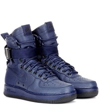 Nike Special Field Air Force 1 Sneaker Boots Blue