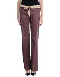 Cristinaeffe Casual Pants Brown