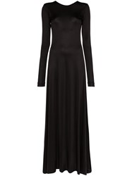 Michael Lo Sordo Low Back Maxi Gown 60
