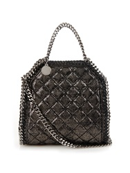 Stella Mccartney Falabella Tiny Quilted Cross Body Bag
