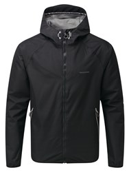 Craghoppers Men's C65 Waterproof Lite Jacket Black