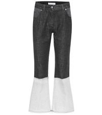 J.W.Anderson High Rise Flared Jeans Blue