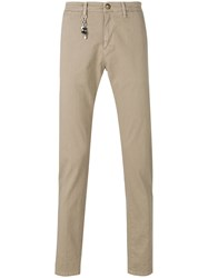 Jeckerson Classic Chinos Nude And Neutrals