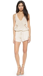 Bless'ed Are The Meek Sanskrit Romper