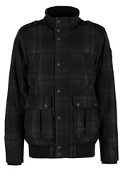 Petrol Industries Light Jacket Steel Melee Anthracite