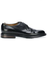 Officine Creative Stanford Lace Up Shoes Black