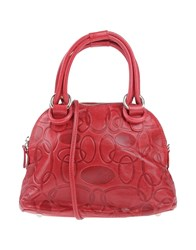 Braccialini Handbags Red
