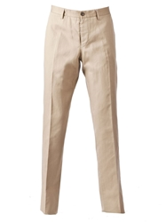 Maison Martin Margiela Classic Chinos Nude And Neutrals