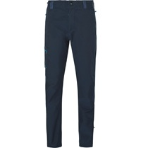 Patagonia Simul Water Resistant Shell Trousers Blue