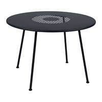 Fermob Lorette Garden Table Anthracite