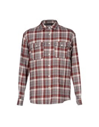 Julien David Shirts Grey