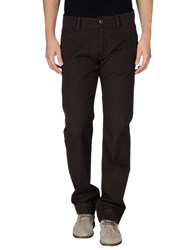 Murphy And Nye Trousers Casual Trousers Men Dark Brown