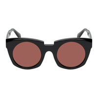 Kuboraum Black U6 Bs Sunglasses
