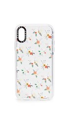 Casetify Soft Floral Allie Alpine Iphone Xr Case Multi