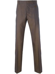 Vivienne Westwood Tailored Trousers Brown