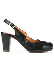Chie Mihara Sharpei Pumps Black