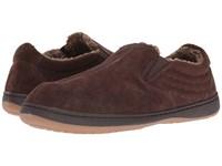 Tempur Pedic Jadin Chocolate Men's Slippers Brown