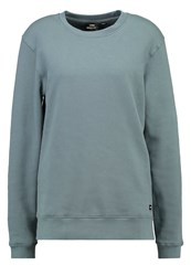 Dr. Denim Dr.Denim Smith Sweatshirt Misty Green Mint