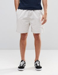 French Connection Draw String Shorts Beige