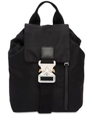 Alyx Nylon Backpack W Rollercoaster Black