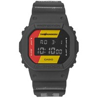 G Shock Casio X The Hundreds Dw 5600M 3Er 15Th Anniversary Watch Black