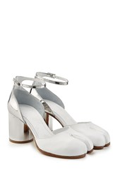 Maison Martin Margiela Split Toe Leather Heels