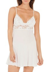 In Bloom By Jonquil Lace Chemise Ivory