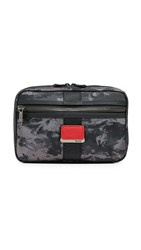 Tumi Reno Travel Kit Charcoal