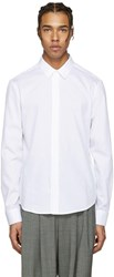 Wooyoungmi White Cotton Shirt