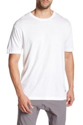 Lucky Brand Crew Neck Tee Pack Of 3 White