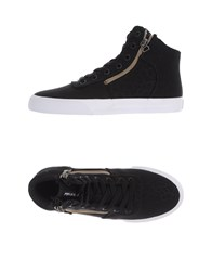 Supra Footwear High Tops And Trainers Women Black