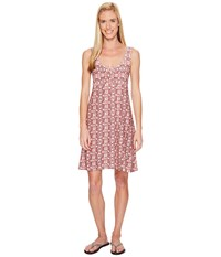 Carve Designs Aloha Dress Sunkiss Teton Women's Dress Pink