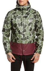 Herschel Supply Co. Forecast Hooded Coaches Jacket