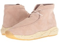 Clear Weather Castas Rose Dust Lace Up Casual Shoes Pink