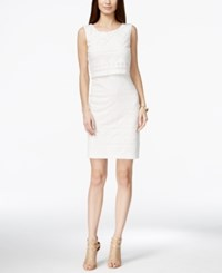 Alfani Perforated Mesh Dress Only At Macy's