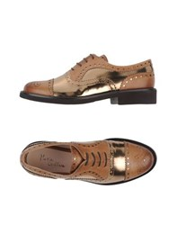 Maria Cristina Footwear Lace Up Shoes Women