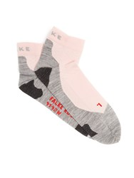 Falke Ru5 Lightweight Running Socks Light Pink