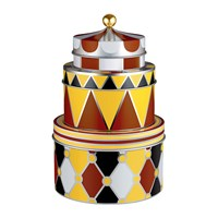 Alessi Circus Tins Set Of 3