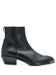 Moma Mexico City Boots Black