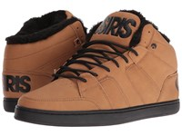 Osiris Convoy Mid Shr Brown Work Men's Skate Shoes