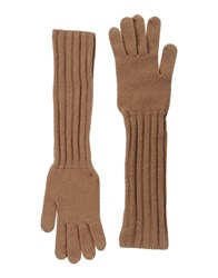Kangra Cashmere Accessories Gloves Women Brown