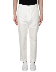 Sofie D'hoore Casual Pants White