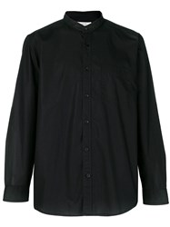 Mauro Grifoni Round Collar Fitted Shirt Unavailable