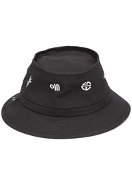11 By Boris Bidjan Saberi 'Boros' Hat Black