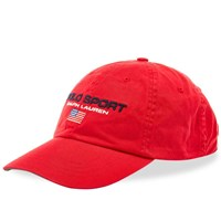 Polo Ralph Lauren Sport Baseball Cap Red