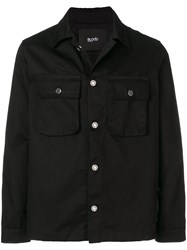 Blood Brother Field Shirt Jacket Black